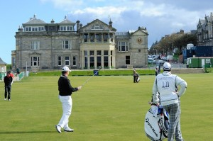 Le golf de Saint Andrews